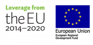 Leverage from the EU 2014–2020, European Regional Development Fund